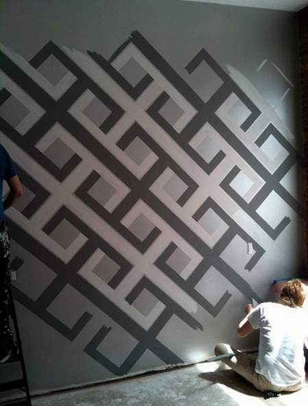STEPENIK - Šare na zidu koje možete sami napraviti